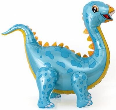 Динозавр Стегозавр голубой