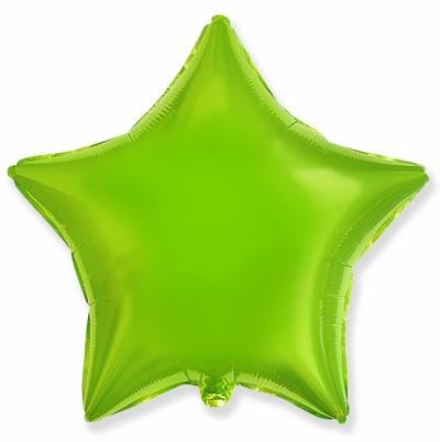 Лайм звезда (гелиевая)