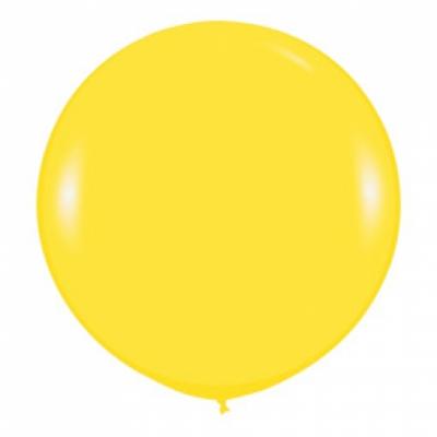 Желтый шар-гигант
