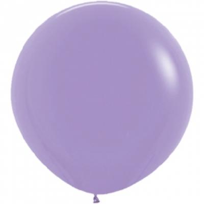 Сиреневый шар-гигант
