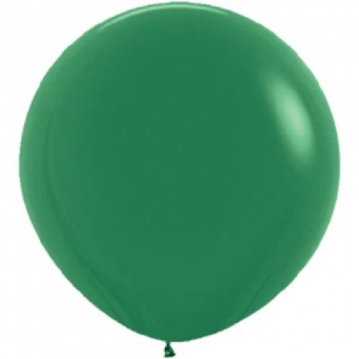 Зеленый шар-гигант