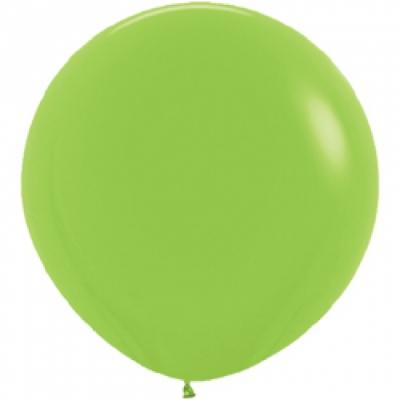 Салатовый шар-гигант (Лайм)