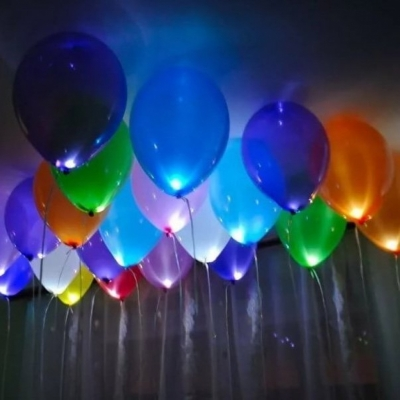 Светодиодные шары