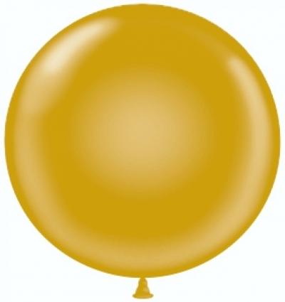 Золотой шар-гигант