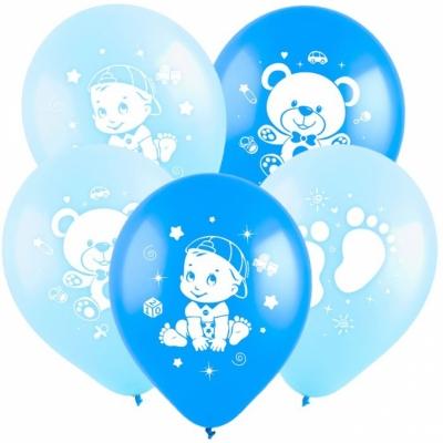 Гелиевые шары для малыша