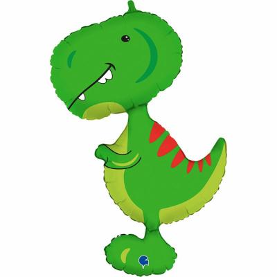Мультяшный динозавр