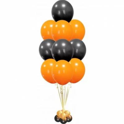 Фонтан на подставке из 13 шаров