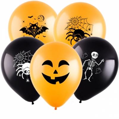 Гелиевые шары Хэллоуин