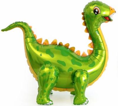 Динозавр Стегозавр зеленый