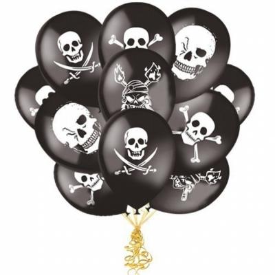 Гелиевые шары с пиратами