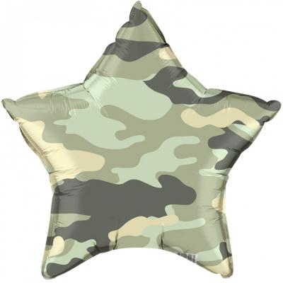 Камуфляжная звезда