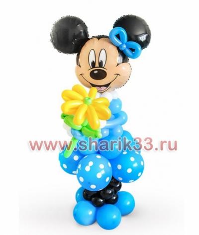 Микки-Маус (синий)