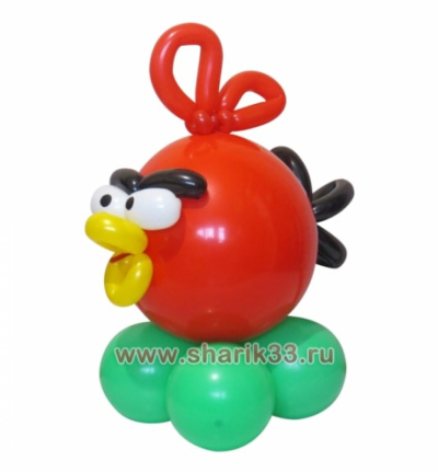 Птичка Angry Birds