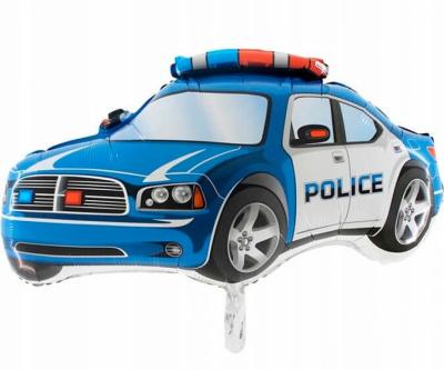 Полицейская тачка