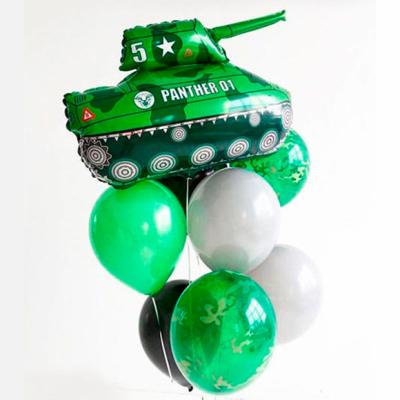 Танк + 7 шаров