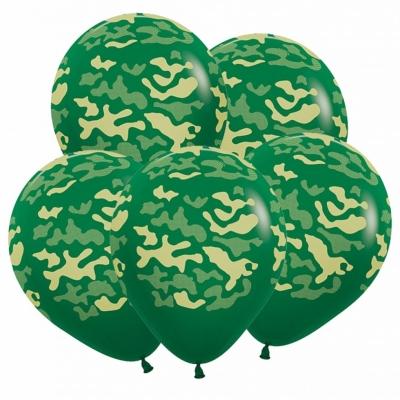 Гелиевые шары Милитари