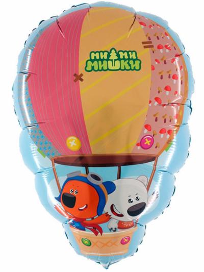 Фольгированный шар Мимимишки