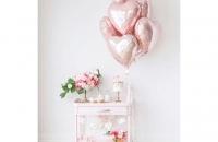 Сердце (Розовое золото)