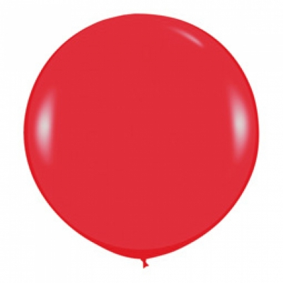 Красный шар-гигант