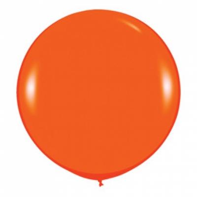 Оранжевый шар-гигант