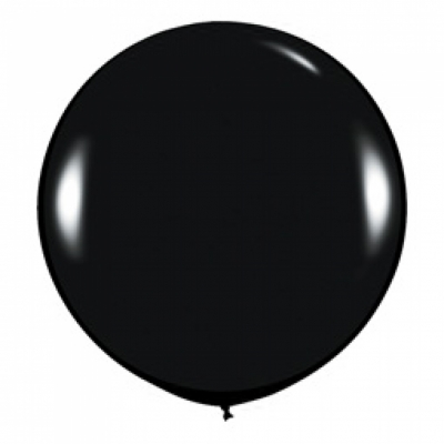 Черный шар-гигант