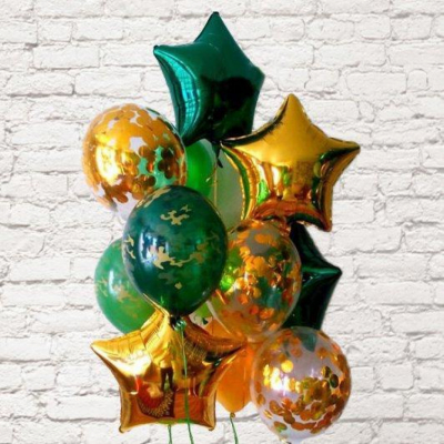 Связка из 11 шаров