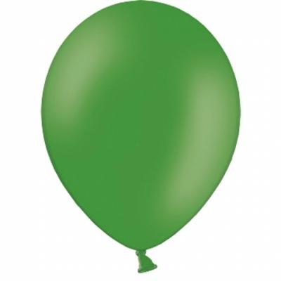 Зеленые гелиевые шарики