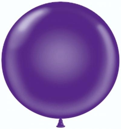 Фиолетовый шар-гигант