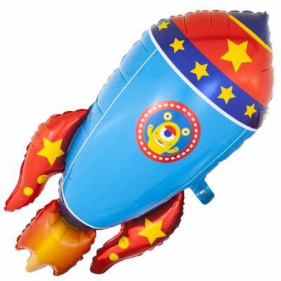 Синяя ракета