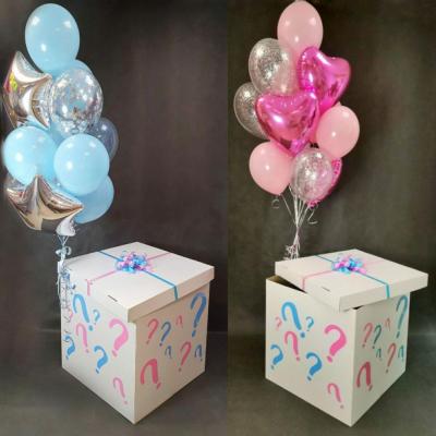 Коробка-сюрприз с наполнением на выбор
