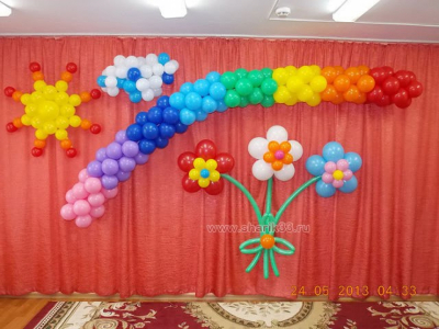 Бюджетное оформление детского сада №59