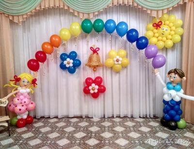 Оформление детского сада во Владимире №89