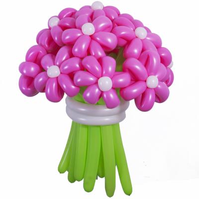 Малиновый букет из 11 цветков
