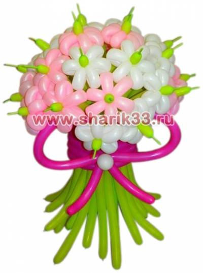 Букет 25 цветочков