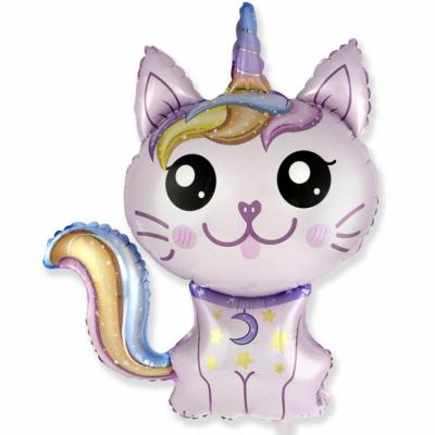 Котенок-единорог