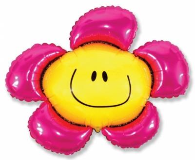 Солнечная улыбка (малиновый)