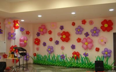 Оформление детского сада №64