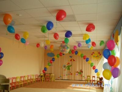 Оформление детского сада №70