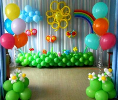 Оформление детского сада №68