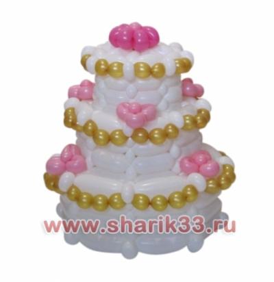 Многоуровневый торт