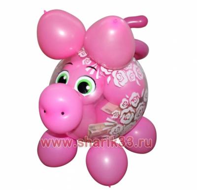 Свинка с деньгами