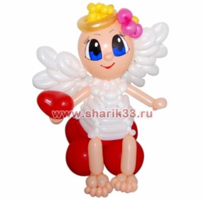 Ангелок с сердцем