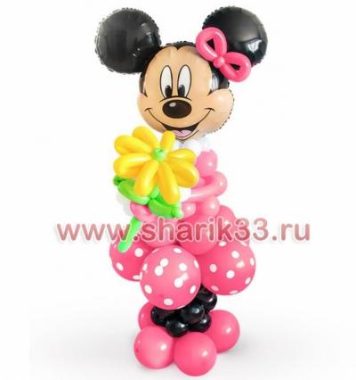 Микки-Маус (розовый)