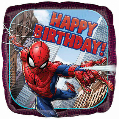 Спайдермен Happy Birthday
