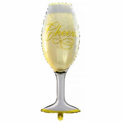 Бокал шампанского
