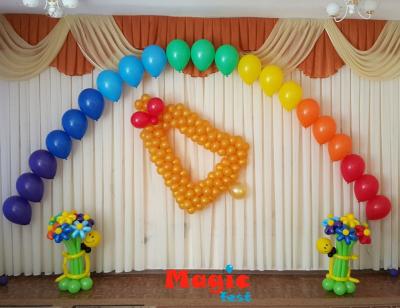 Оформление детского сада №118