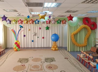 Оформление детских садов и школ №111