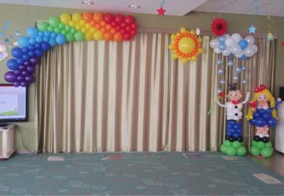 Оформление детского сада №115